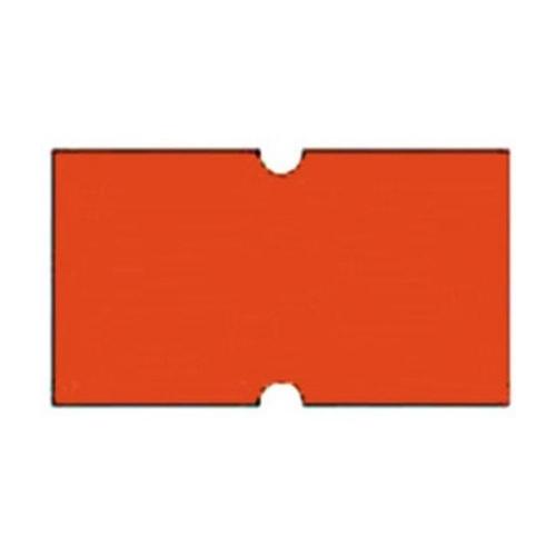 Ετικέτες ετικετογράφου 21x12/1000 φωσφορικό πορτοκαλί