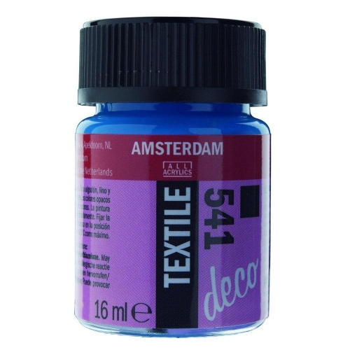 Amsterdam textile 16 ml 541 sky blue opaque