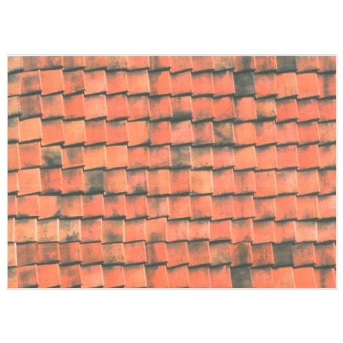 Χαρτόνι Ursus σχέδια 50x68 cm κεραμίδια