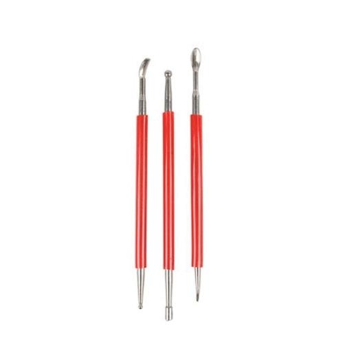 Εργαλεία χαλκού Metron 3 τεμ
