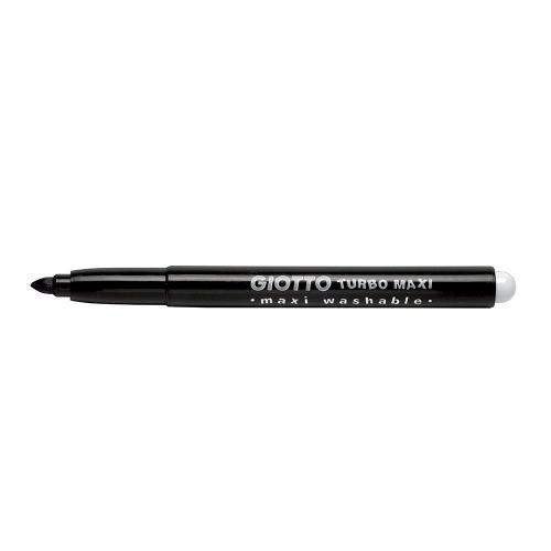 Μαρκαδόρος Giotto Turbo maxi χοντρός μαύρος