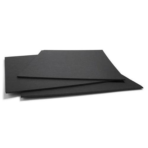 Μακετόχαρτο 70x100 cm 5 mm μαύρο