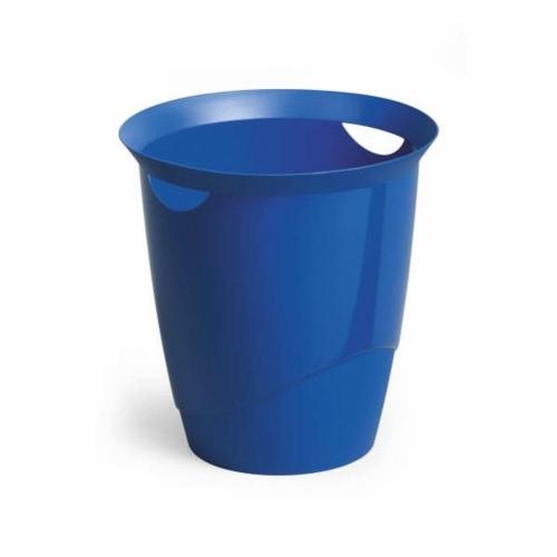 Καλάθι αχρήστων πλαστικό Durable μπλε