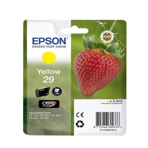 Μελάνι Epson 29 yellow