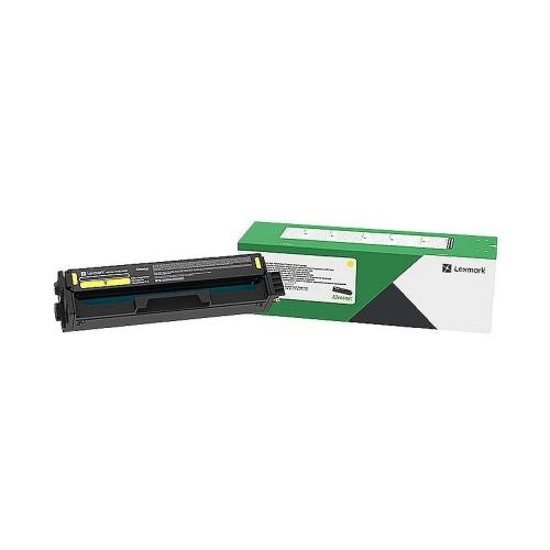 Toner Laser Lexmark C3220Y0 Yellow