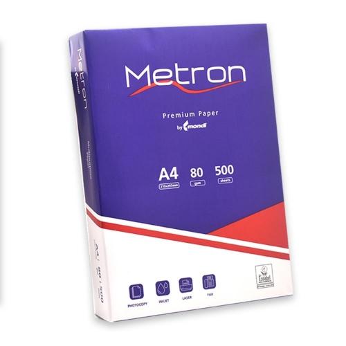 Χαρτί Α4 Metron 80gr 500φ λευκό