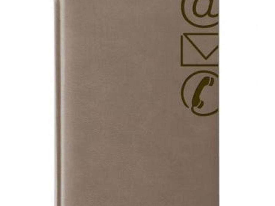Τηλεφ. ευρετήριο Arizona 14,5x20,5 cm μπεζ
