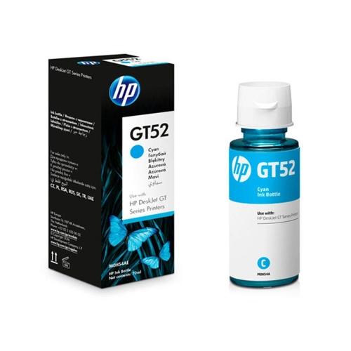 Μελάνι Hp Bottle GT52 cyan