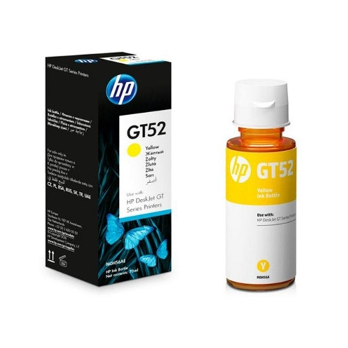 Μελάνι Hp Bottle GT52 yellow