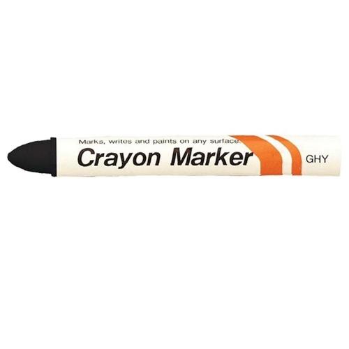 Κηρομπογιά Sakura crayon marker μαύρη