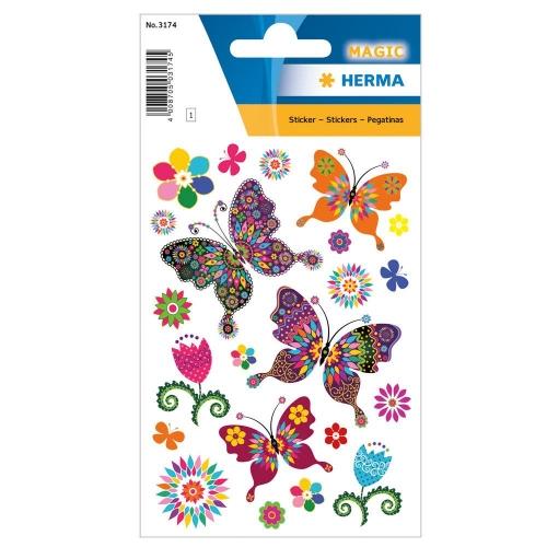 Αυτοκόλλητα Herma Magic 3174 butterfly diversity