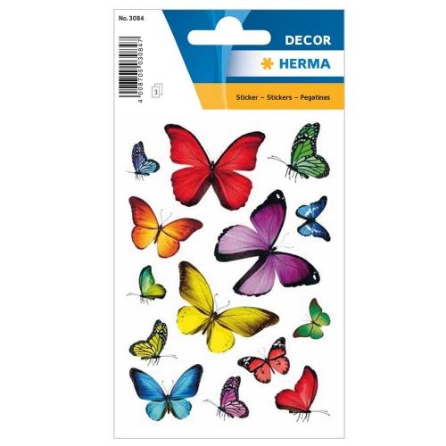 Αυτοκόλλητα Herma Decor 3084 butterfly diversity