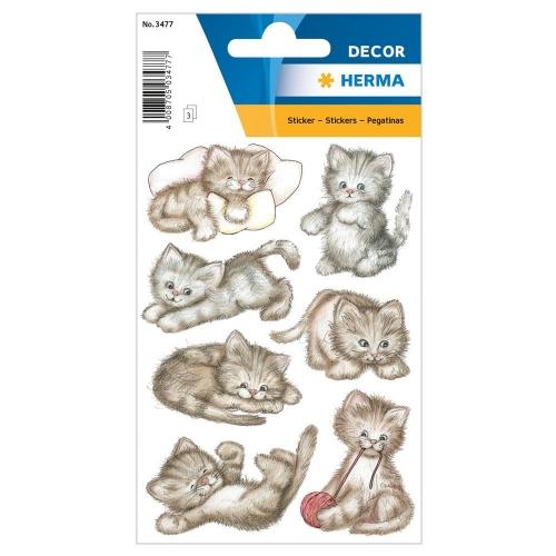 Αυτοκόλλητα Herma Decor 3477 sweet cat