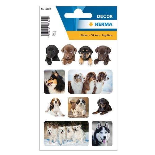 Αυτοκόλλητα Herma Decor 15622 Dog favourites