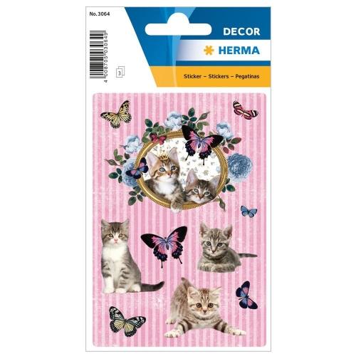 Αυτοκόλλητα Herma Decor 3064 cats magic