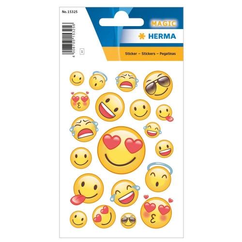 Αυτοκόλλητα Herma Magic 15325 happy smile