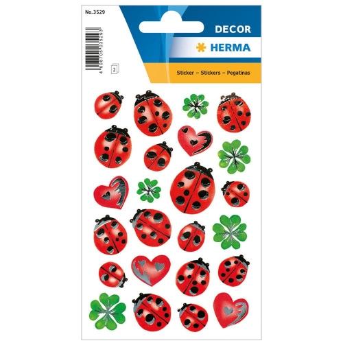 Αυτοκόλλητα Herma Decor 3529 ladybirds