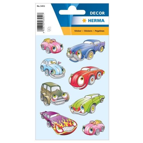 Αυτοκόλλητα Herma Decor 3451 cars I