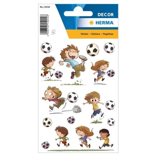 Αυτοκόλλητα Herma Decor 15044 soccer friends
