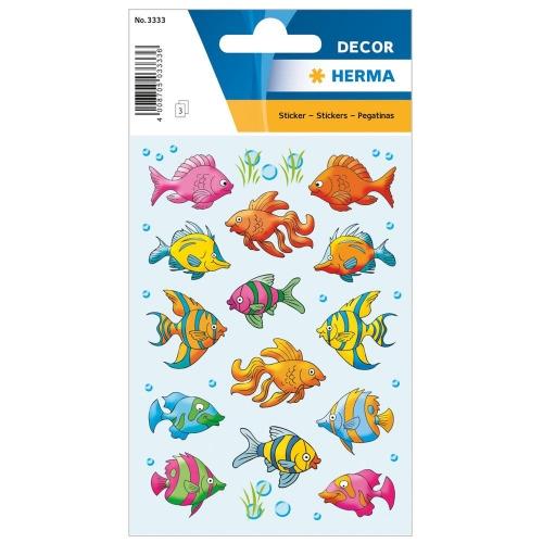 Αυτοκόλλητα Herma Decor 3333 fish