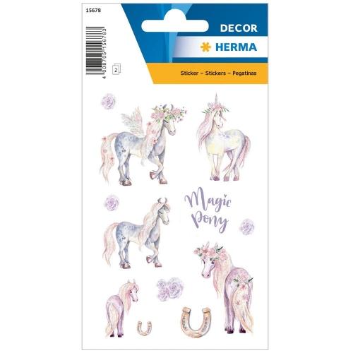 Αυτοκόλλητα Herma Decor 15678 Magic Pony