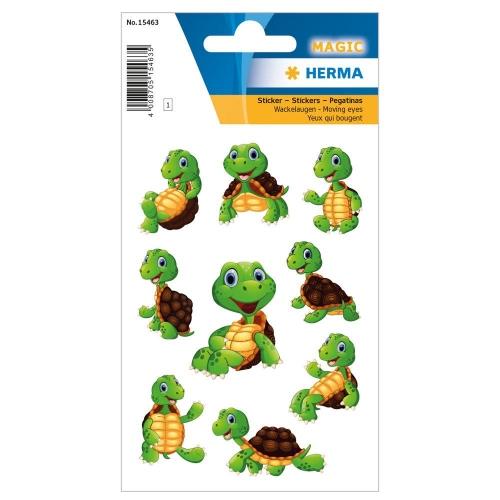 Αυτοκόλλητα Herma Magic 15463 little turtle