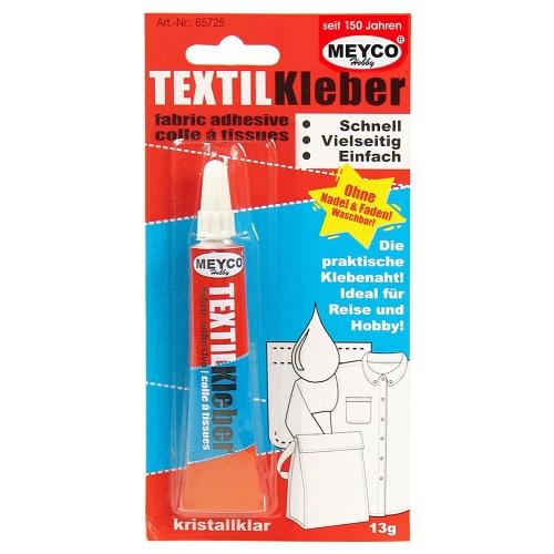 Κόλλα Meyco Textile για ύφασμα 13 gr 65725