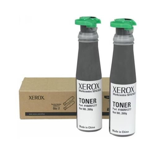 Toner  Xerox WC5020/5016 black 106R01227 2ΤΕΜ