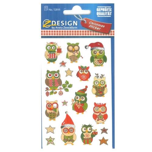 Αυτοκόλλητα ZDesign Creative 52818 Christmas