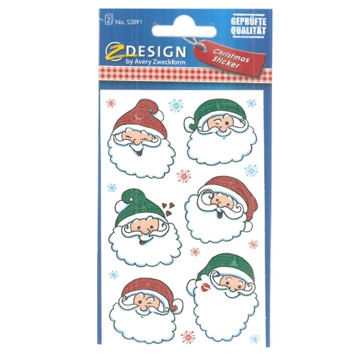 Αυτοκόλλητα ZDesign Creative 52891 Christmas