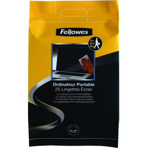 Μαντηλάκια καθαρισμού Fellowes 9967405 25 τεμάχια