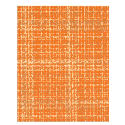 Χαρτί δώρου bolis 70 x100 cm trama orangeline