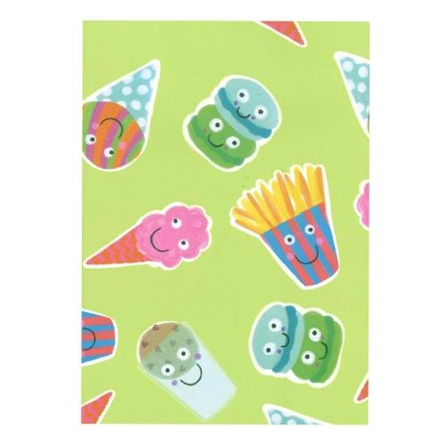 Χαρτί δώρου bolis 70 x100 cm Playtime greenfood