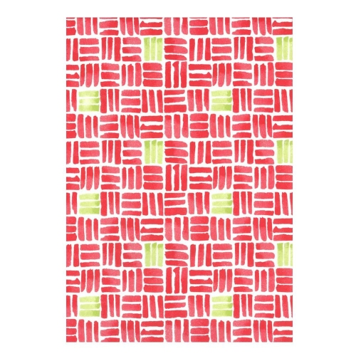 Χαρτί δώρου bolis 70 x100 cm Supermix redlines