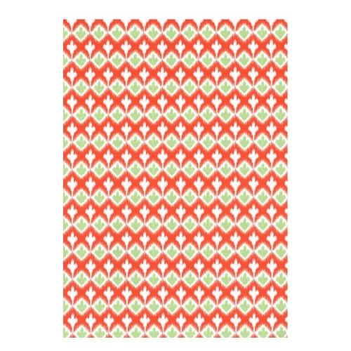 Χαρτί δώρου bolis 70 x100 cm Kilim greenarrow