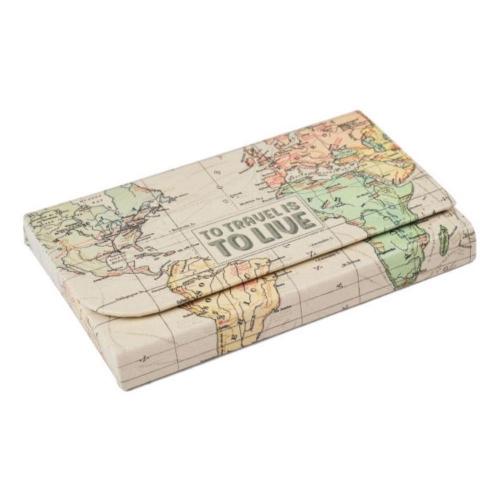 Καρτοθήκη Legami καρτών travel MCHM0015