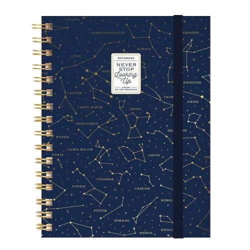 Τετράδιο σπιράλ Legami A5 Stars A5NOTS0015