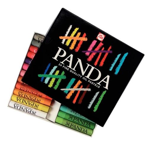 Λαδοπαστέλ Talens Panda 24 τεμάχια