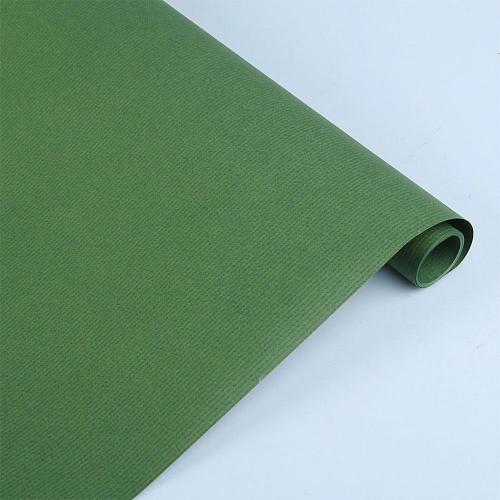 Χαρτί δώρου κράφτ 1x3 m Sadipal πράσινο