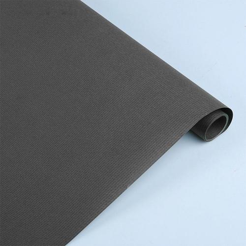 Χαρτί δώρου κράφτ 1x3 m Sadipal μαύρο