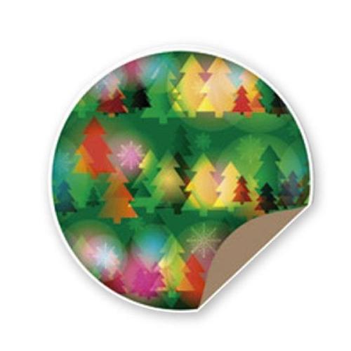 Χαρτί δώρου 1x2 m Sadipal Χριστούγεννα δέντρα