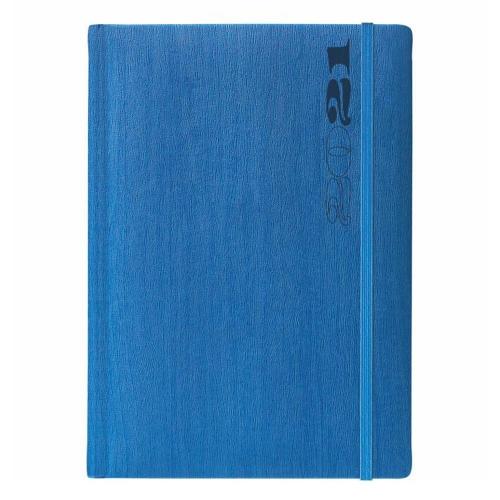 Ημερολόγιο 2021 14x21 ημερήσιο Gardena Tabs μπλε
