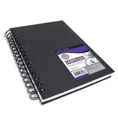 Σημειωματάριο 10x15cm Daler 80φ σπιράλ sketchbook