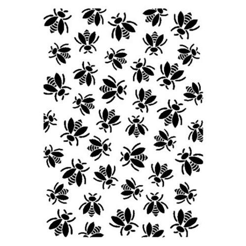 Στένσιλ Efco Α4 bees