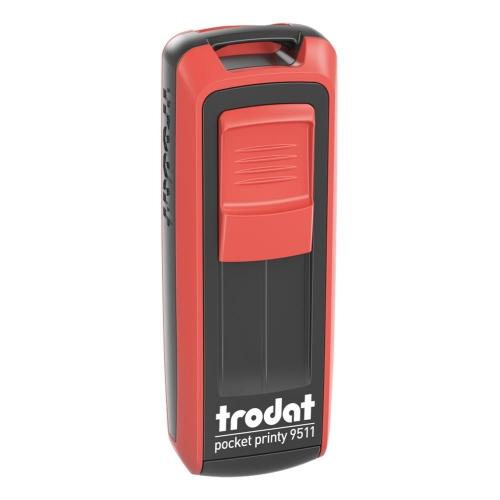 Σφραγίδα τσέπης Trodat 9511 red