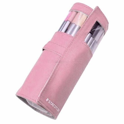 Μαρκαδοράκια Staedtler 334 20τεμ.κασετίνα ροζ