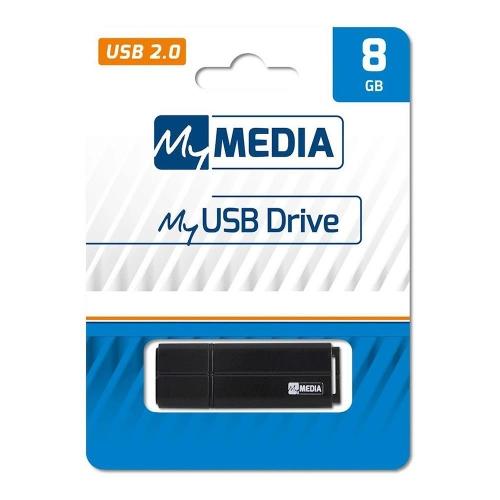 Usb MyMedia 8GB MyUsb Drive 10100