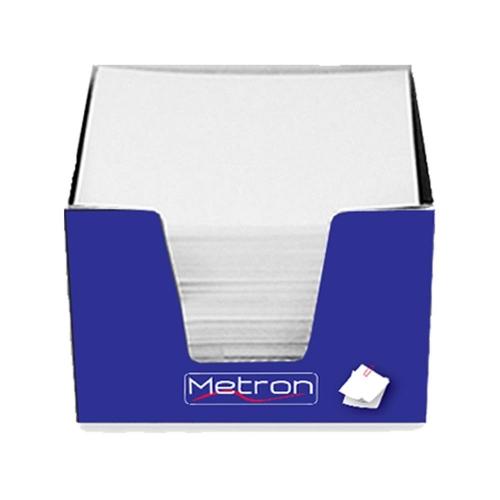 Κύβος Metron χάρτινος με χαρτιά 750 φ.