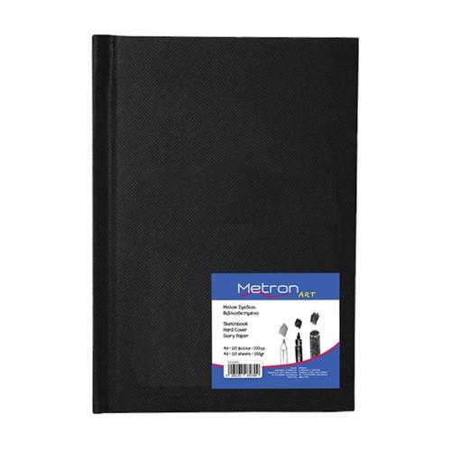 Σημειωματάριο 10x15 Metron 110φ sketchbook
