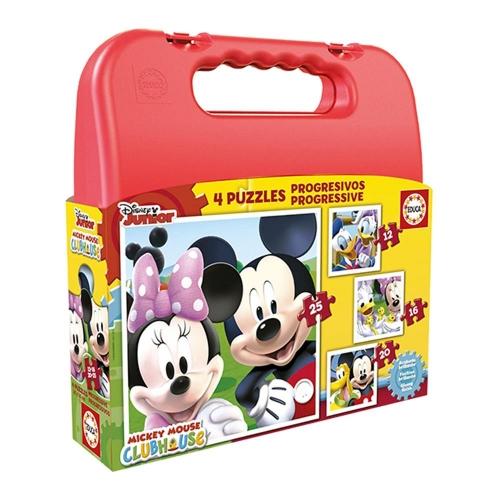 Παζλ Educa Mickey 73 κομ.